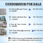 Condo Sale at Penang , Call 04-3806688/0164193313 for further info!!