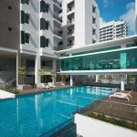 17BHA003 Twin Tower Condo  at Tg Bungah for Rent